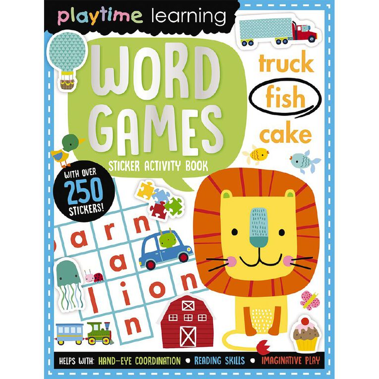 Playtime Learning - Word Games, , hi-res