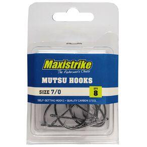 Maxistrike Mutsu Hooks 7/0 8 Pack
