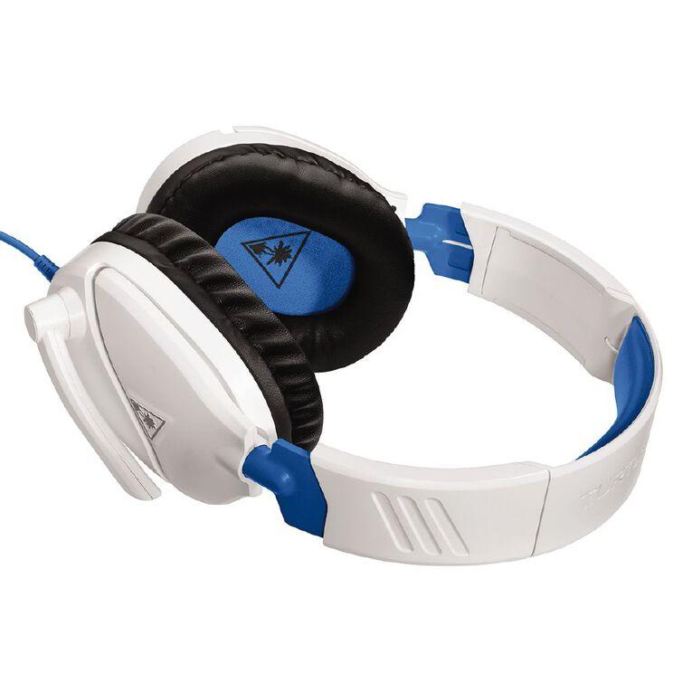 Turtle Beach Headset Recon 70P PS4 White, , hi-res