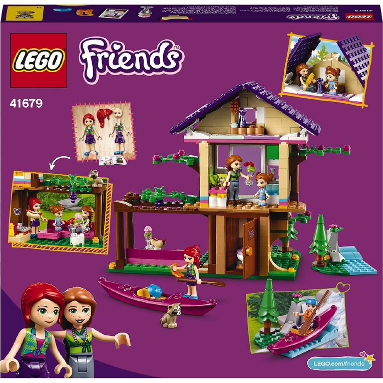 LEGO Friends Forest House 41679, , hi-res
