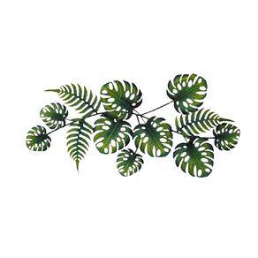 Kiwi Garden Leaf Wall Art