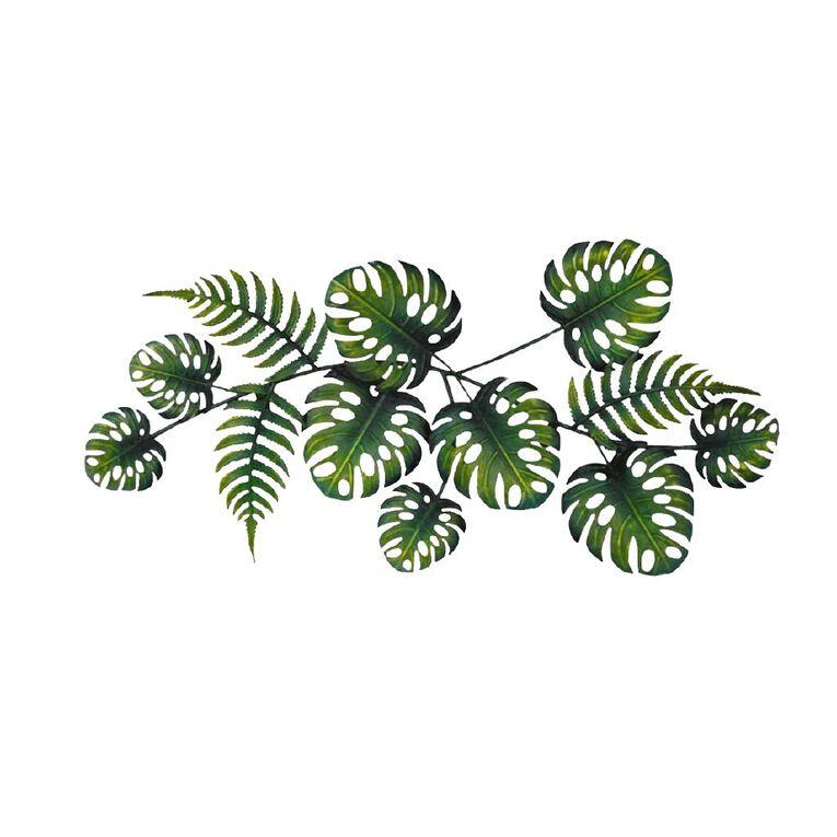 Kiwi Garden Leaf Wall Art, , hi-res