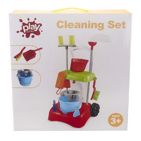 Play Studio Cleaning Set 10 Pieces