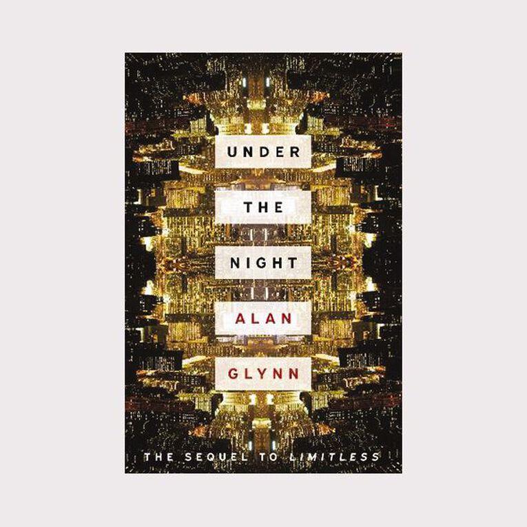 Under the Night by Alan Glynn, , hi-res