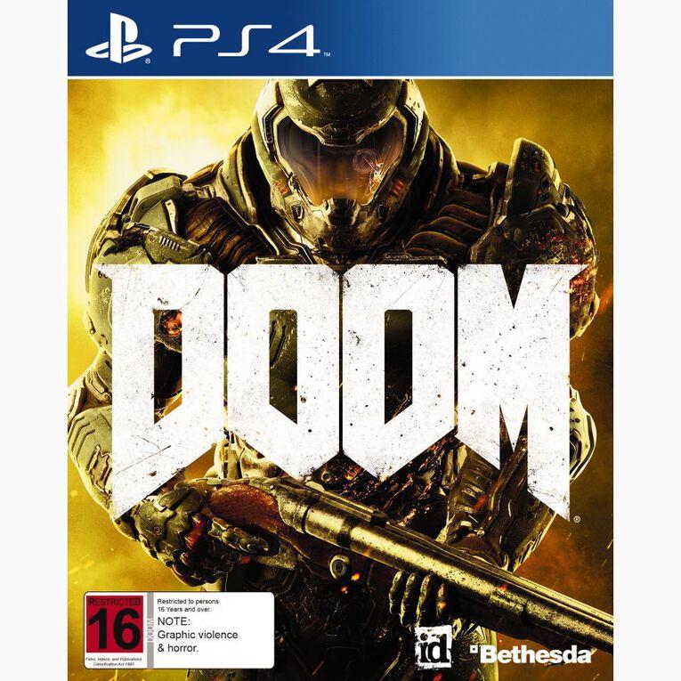 PS4 Doom, , hi-res
