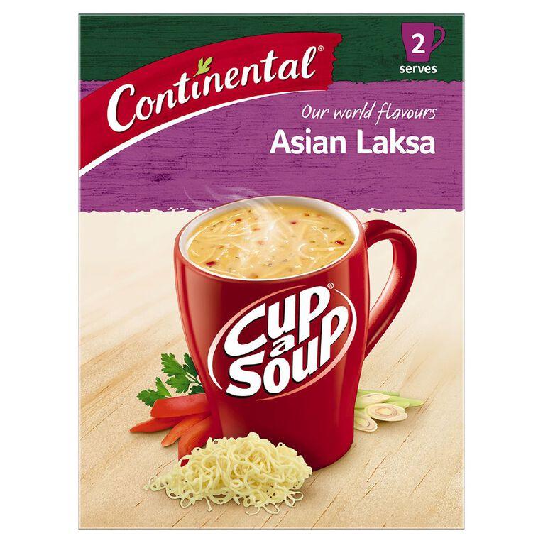 Continental Cup A Soup Laksa 2 Pack, , hi-res