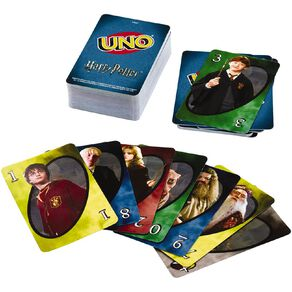 Harry Potter UNO Harry Potter Card Game
