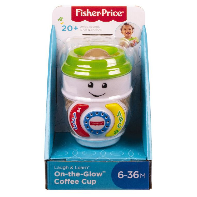 Fisher-Price Laugh & Learn Coffee Cup, , hi-res
