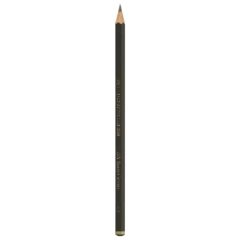 Faber-Castell Drawing Pencil 9000 B, , hi-res