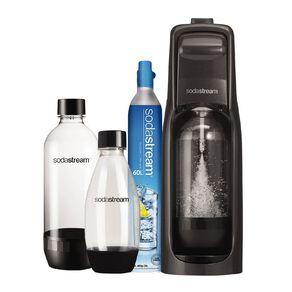 Sodastream Mega Pack 60 Litre Black/Metallic
