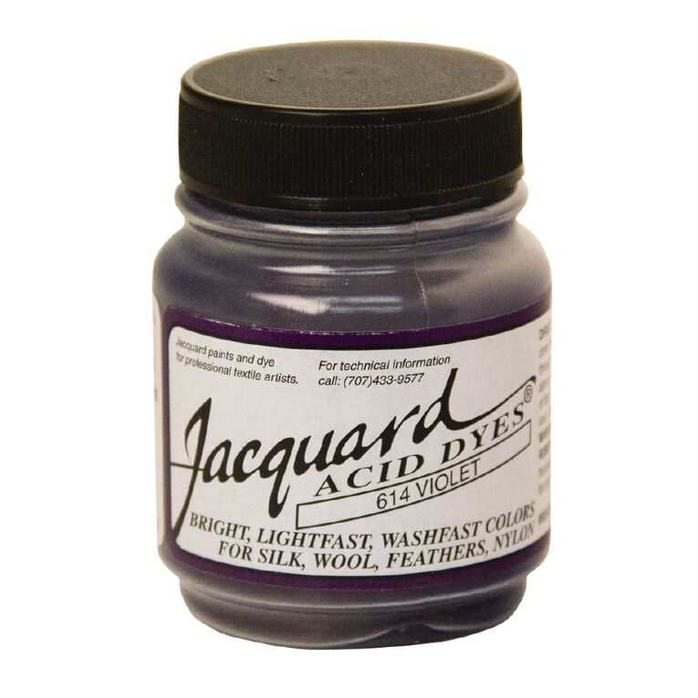 Jacquard Acid Dye 14.17g Violet, , hi-res