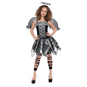 Amscan Fallen Angel Costume 5-7 Years