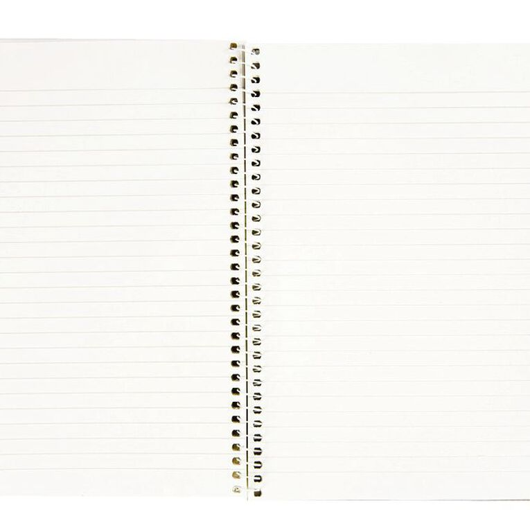 Spirax 812 Recycled Notebook 120 Page A5, , hi-res