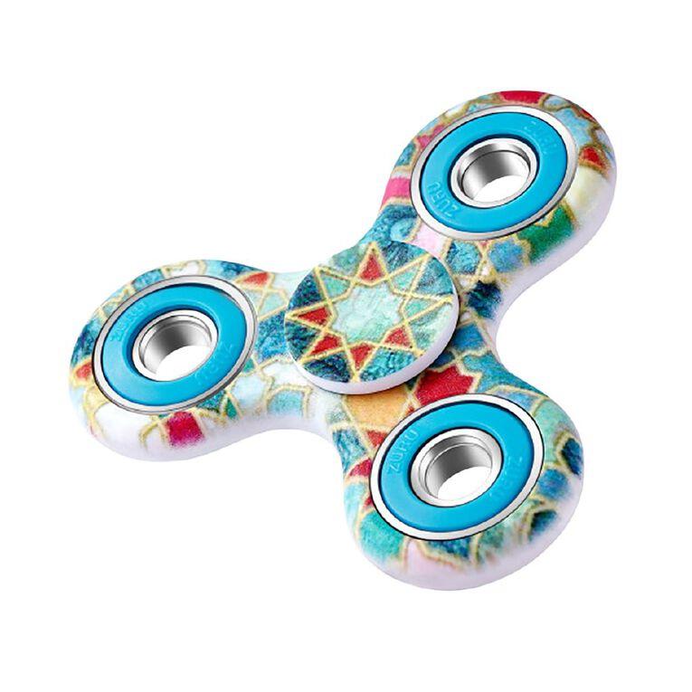 Zuru Fidget Spinner S2 Assorted, , hi-res