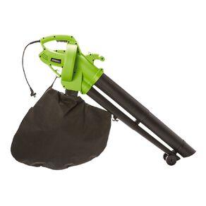 Kiwi Garden Electric Blower Vacuum 2400w