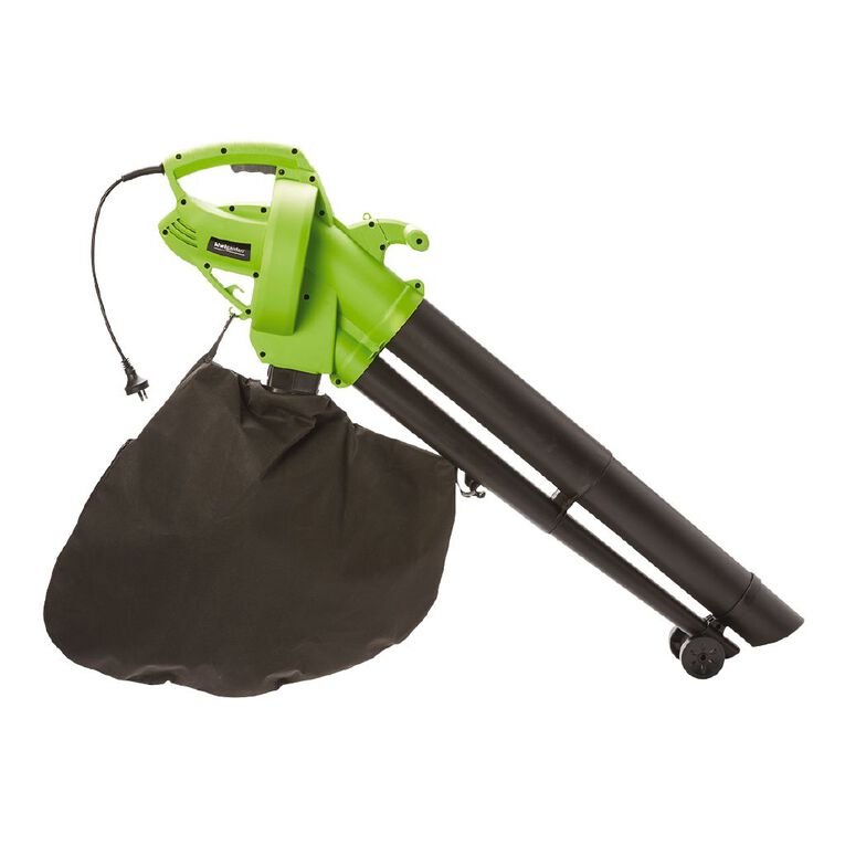 Kiwi Garden Electric Blower Vacuum 2400w, , hi-res