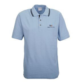 Schooltex Tapawera Area School Short Sleeve Polo with Embroidery