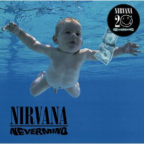 Nevermind CD by Nirvana 1Disc