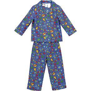 Avengers Kids' Flannelette Pyjamas