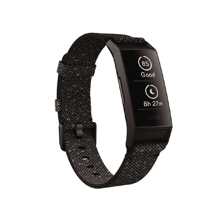 Fitbit Charge 4 SE Granite Ref Woven/Black, , hi-res