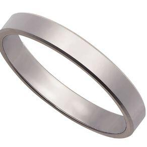 9ct Gold Flat Bevel Wedding Ring