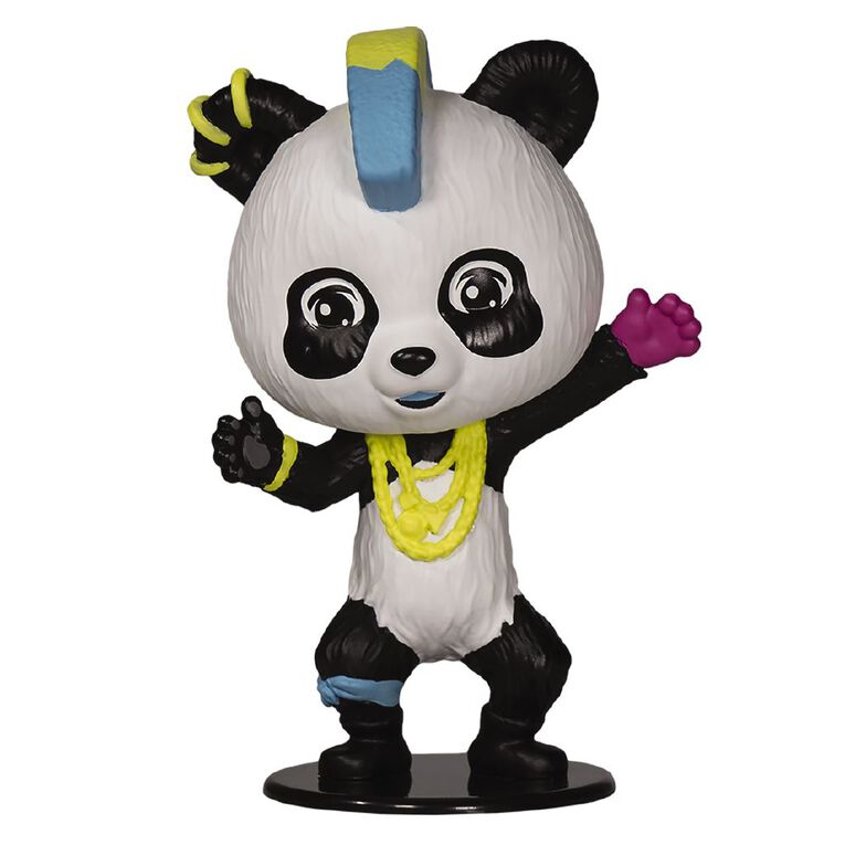 Ubisoft Ubi Heroes Chibi S2 JD Panda Figurine, , hi-res