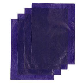 WS Paper Carbon 4 Sheets Blue A4