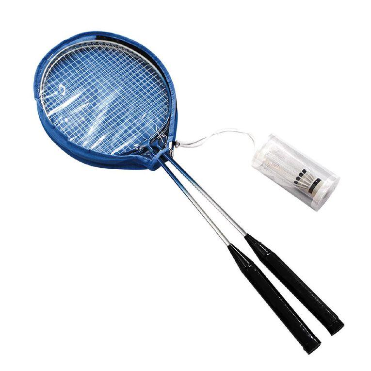 Active Intent Play 2 Player Badminton Set, , hi-res