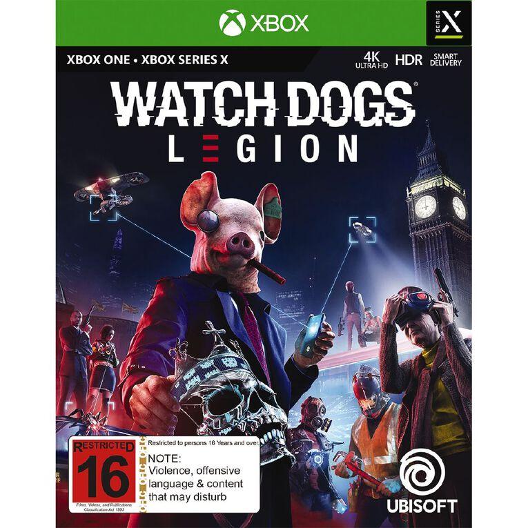 Xbox Series X Watch Dogs Legion, , hi-res