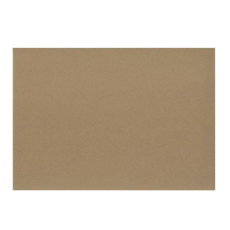 Direct Paper Kraftpak Card 225gsm Sra2 Kraft, , hi-res