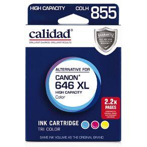 Calidad Canon CL-646XL Colour
