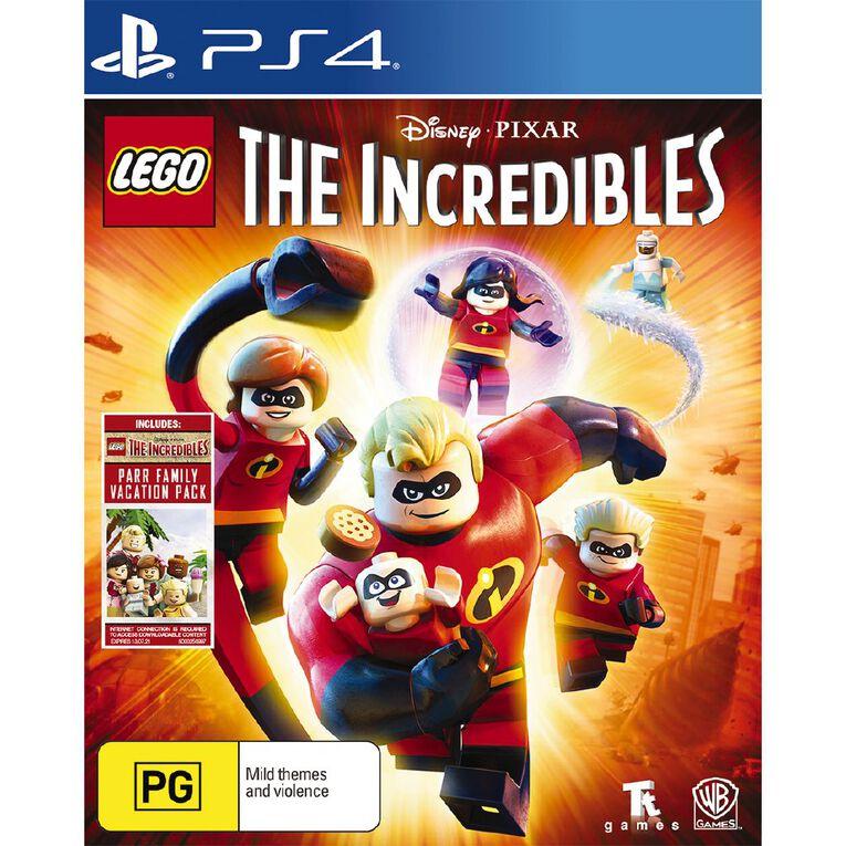 PS4 Lego Incredibles, , hi-res