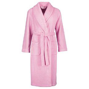H&H Women's Coral Fleece Robe
