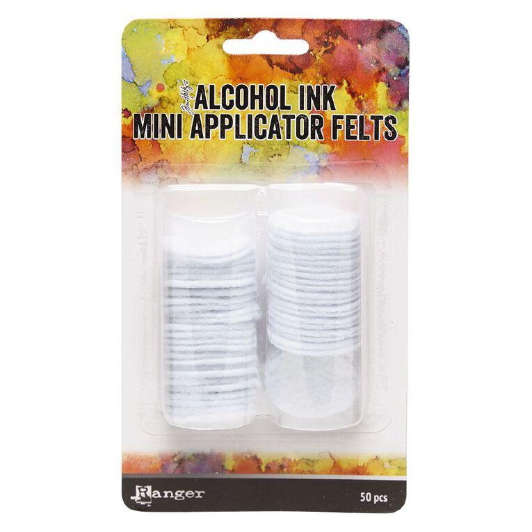 Ranger Tim Holtz Alcohol Ink Mini Applicator Felts, , hi-res