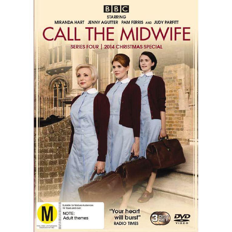 Call The Midwife Season 4 DVD 3Disc, , hi-res