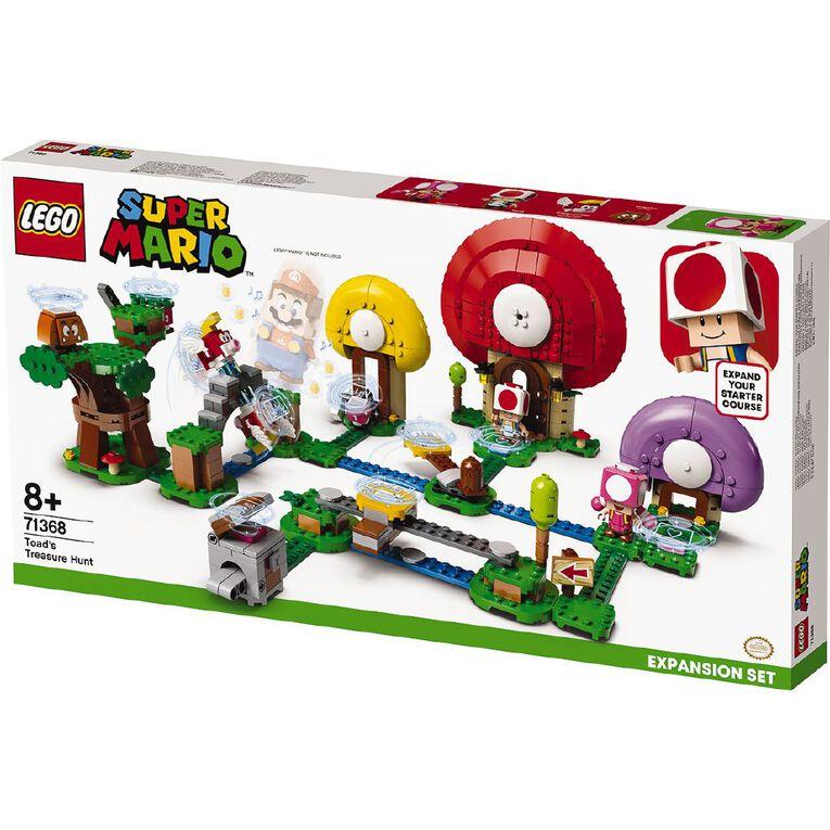 LEGO Super Mario Toads Village 71368, , hi-res