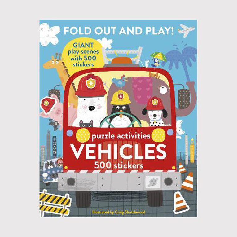 Stickerworld Vehicles, , hi-res