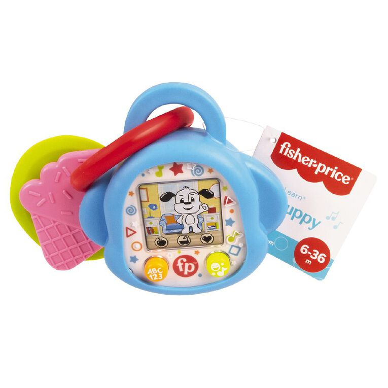 Fisher-Price Laugh & learn Digipet Puppy, , hi-res