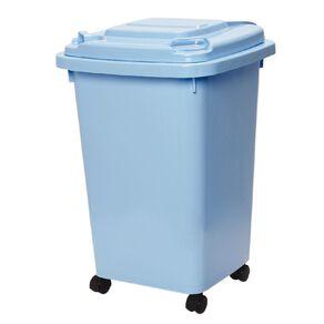Living & Co Wheelie Bin Blue 60L