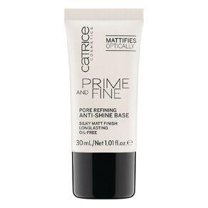 Catrice Prime And Fine Pore Refining Anti-Shine Base