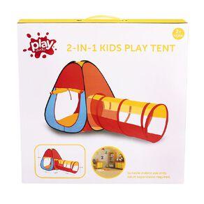 Play Studio 2-In-1 Kids Play Tent