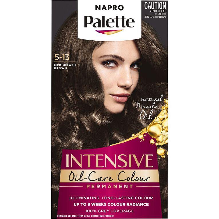 Napro Palette 5-13 Medium Ash Brown, , hi-res