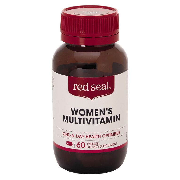 Red Seal Women's Multi Vitamins 60s, , hi-res image number null