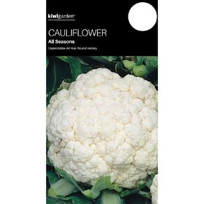 Kiwi Garden Cauliflower All Seasons
