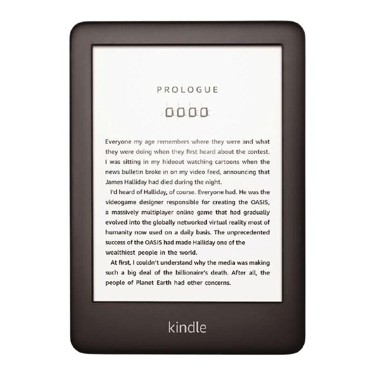 Kindle Touch (2020) Wi-Fi eReader - Black, , hi-res