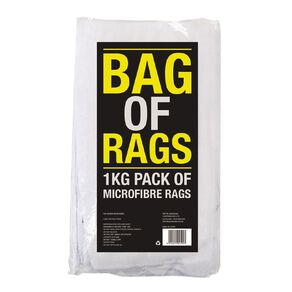 Bag of Rags Assorted Colours 1kg