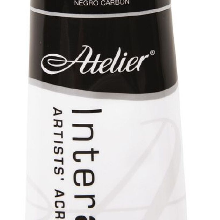 Atelier S1 80ml Carbon Black Black, , hi-res