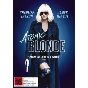 Atomic Blonde DVD 1Disc