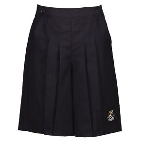 Schooltex Onewhero Area School Culottes with Embroidery