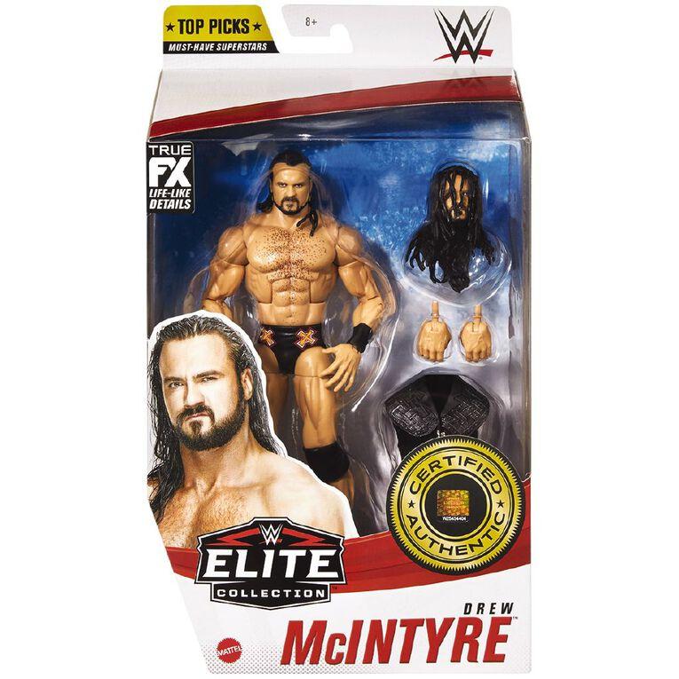 WWE Top Talent Elite Figure Assorted, , hi-res